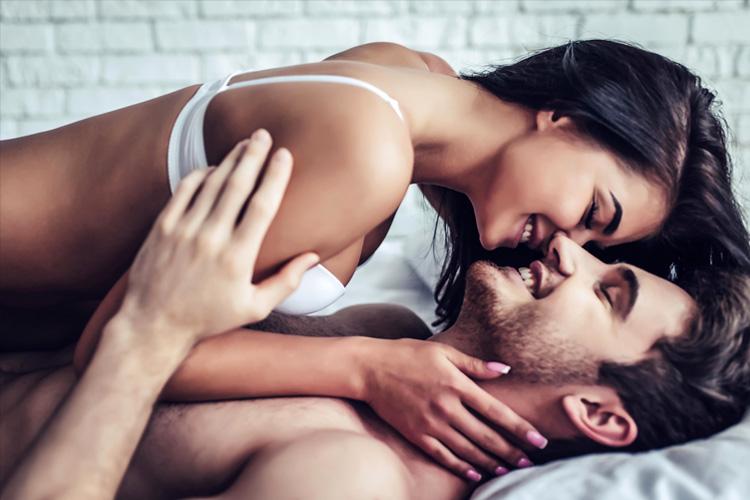 Pleasure stop (erogenous zones) in a Man